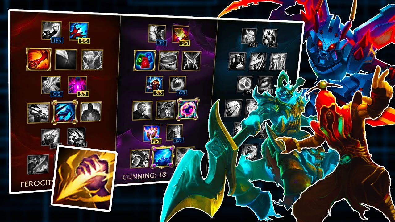 League of legends champion guide: mordekaiser introduction to.
