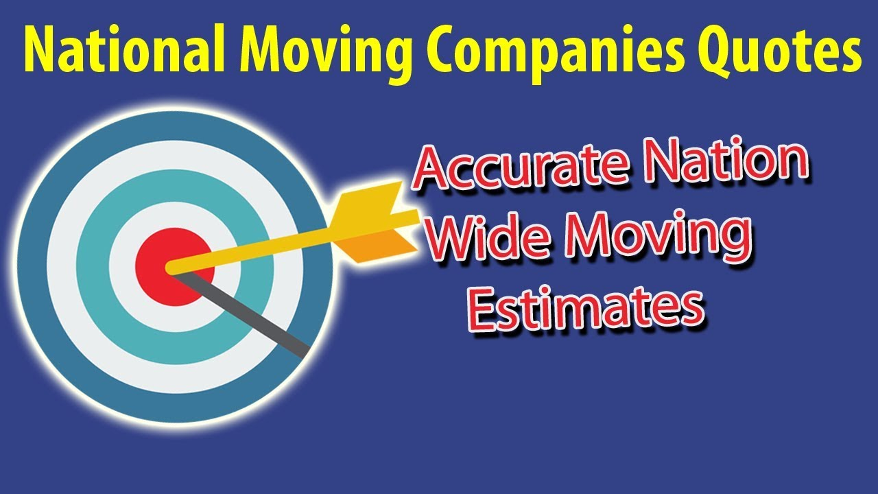 Free Moving Quotes National Moving Companies Quotes  Get 7 Free Moving Quotes & Save