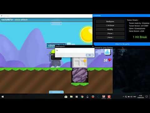 growtopia 1 hit break hack