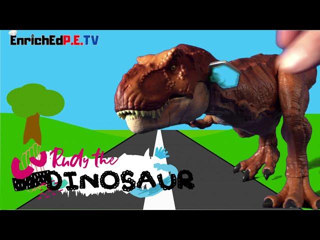 Rudy the Dinosaur: Toy Run