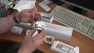 In Liner Front DKC ДКС. Небольшой обзор кабельных коробов и аксессуаров