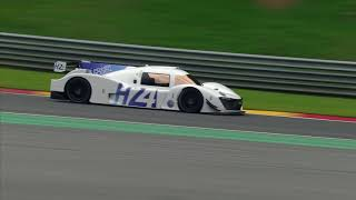 Mission H24 - Welcome aboard our hydrogen-powered machine at Spa-Francorchamps!