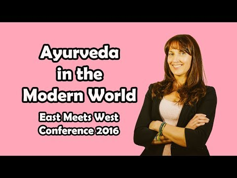 Ancient Ayurveda in a New World