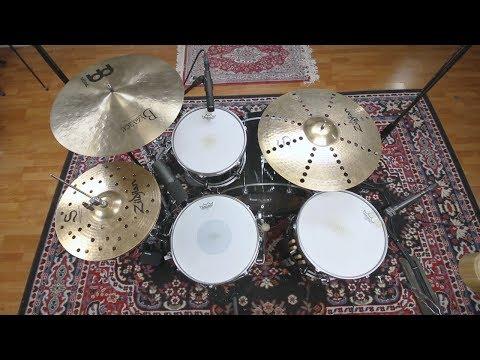 Custom Zildjian S-Series Trash Cymbals