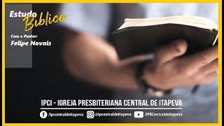 Estudo Bíblico de Quarta - 30/06/2021