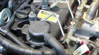 Двигатель Cummins ISF 2.8 ЕВРО 5 в работе!(Компоновка двигателя Cummins ISF 2.8 ЕВРО 5 и обвеса на прототипе ГАЗель-NEXT. Завод ГАЗ 2012., 2013-01-09T17:16:35.000Z)