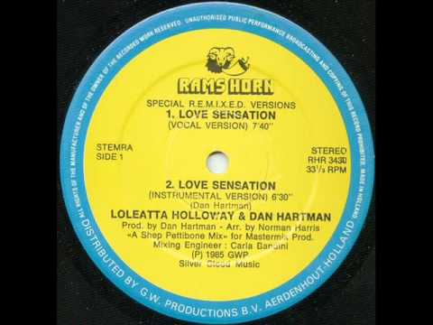 Loleatta Holloway - Love Sensation (Instrumental Version)