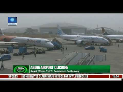 Repair Works Yet To Commence On Abuja Runway