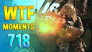 PUBG WTF Funny Daily Moments Highlights Ep 718