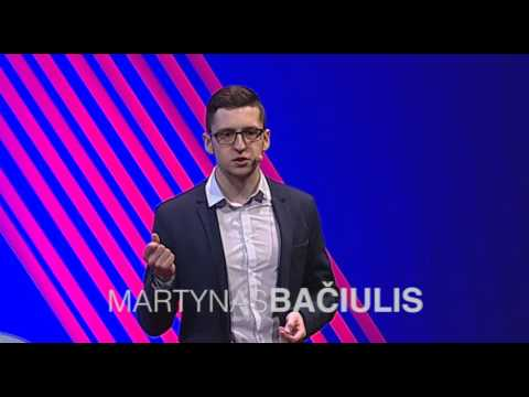 The Hidden Perks of Debating | Martynas Baciulis | TEDxVilnius