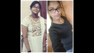 My weight loss journey in Tamil/How I loss 11kg's in 6 months?