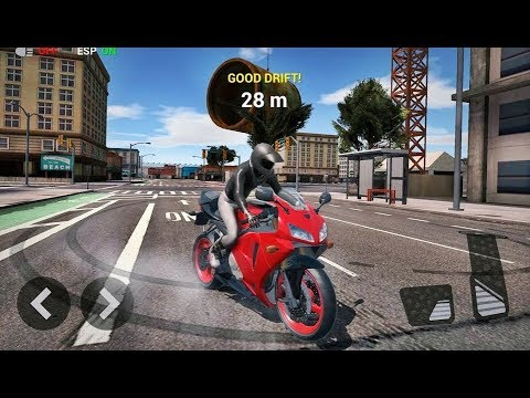 Ultimate Motorcycle Simulator - Android Gameplay FHD