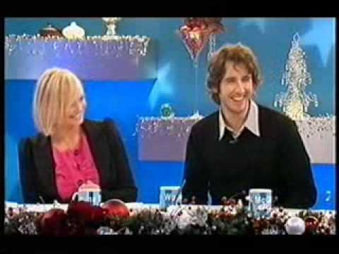 Josh Groban Interview