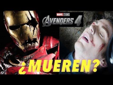 AVENGERS 4 ¿ESTO PASARA DESPUES DE INFINITY WAR?