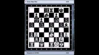 Шахматный матч Каспарова против суперкомпьютера Deep Blue(Шахматный матч Гарри Каспарова против суперкомпьютера Deep Blue-New York-1997., 2011-07-18T20:02:09.000Z)