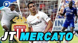 Monaco s'active dans tous les sens | Journal du Mercato