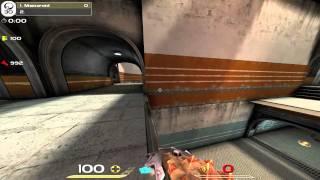 Quake Live - Basic Chain Jumps