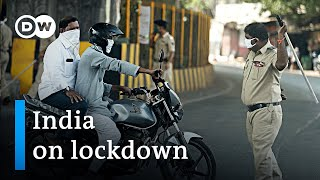 Download India imposes world's biggest Coronavirus lockdown | DW News Mp3 and Videos