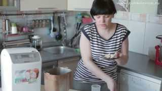 Сахарный пирог в сковороде