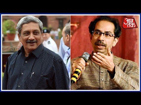 Mumbai 25 Khabare: Defence Minister Busy In Goa Politics While Terrorists Attack Army Says Shiv Sena