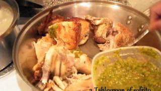 Rachael's Chicken Con Papas Y Yuca!