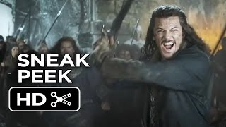The Hobbit: The Battle Of The Five Armies SNEAK PEEK (2014) - Peter Jackson Movie HD