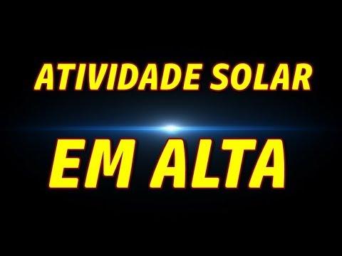 Atividade Solar Muito Alta - Estoque Alimento