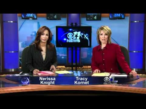 KTVT CBS 11 News at 4pm Summer 2010 Open