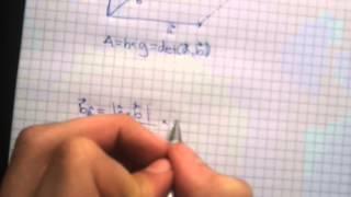 Determinant = areal af kræfternes parallelogram
