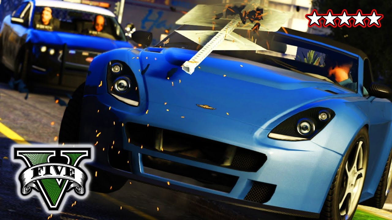 GTA 5 Top Gear Race! CARS!! Live Stream - Custom Races Online Grand ...