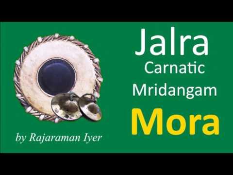 Jalra 4.2 - App Demo - Creating Mridangam Mora Solu