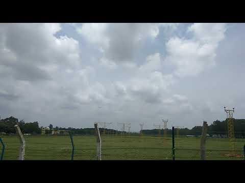DORNIER Landing | AIR FORCE STATION YELAHANKA | AIR BASE |
