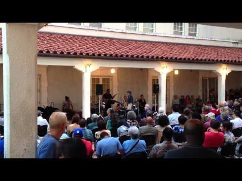 Jazz - Gabe Baltazar - at the Hawaii State Art Museum - Route 66 (Route H1, 2, and 3)
