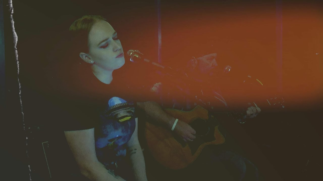 Alyssa Laine  - Take The Fall ( Live Acoustic Version )