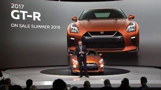 The Story of The Nissan GT-R