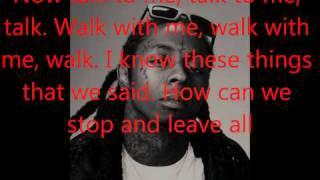 Lil Wayne- Talk To Me + Lyrics