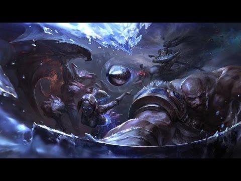 Taliyah - Patch 6.9 League of Legends - La blague