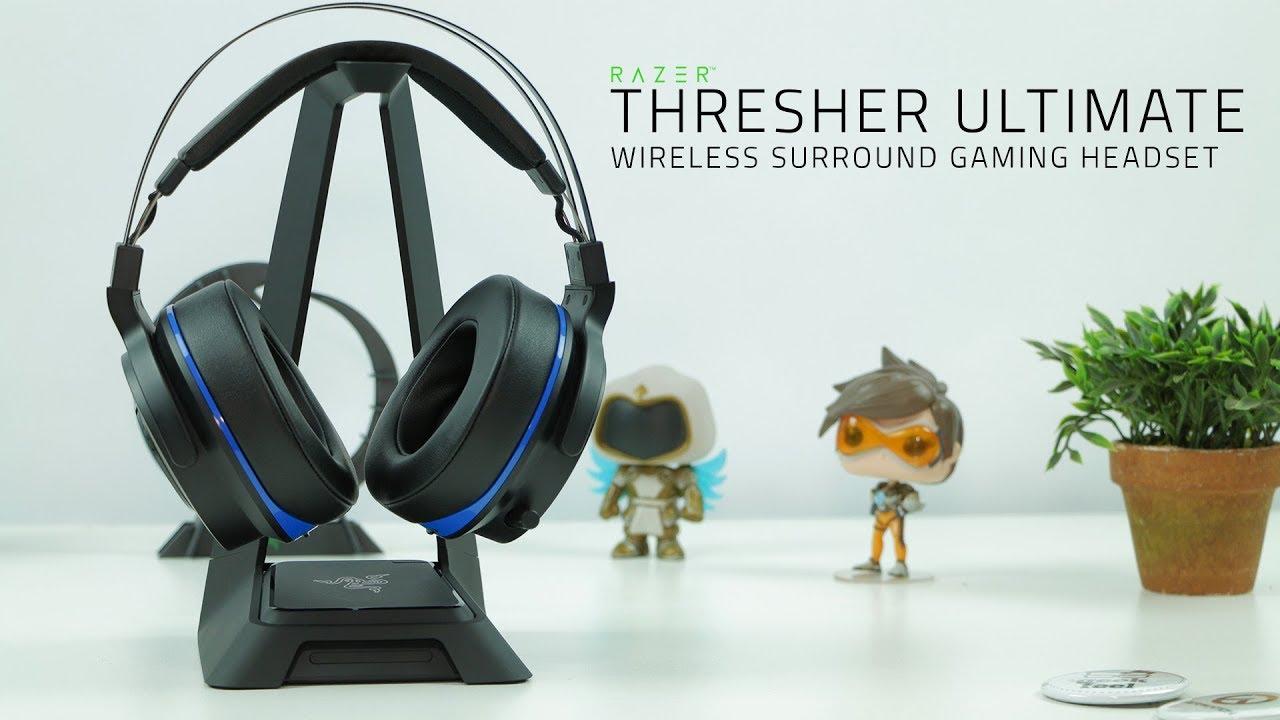 Razer Thresher Ultimate Ps4 : Auriculares Wireless 7.1 | Mercado Libre