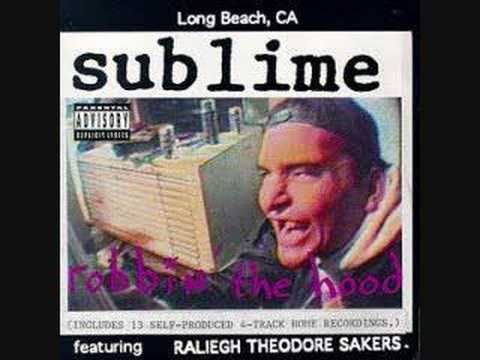 Sublime - Saw Red