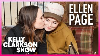 Ellen Page Adorably Gushes Over Wife Emma