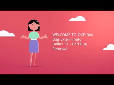 OCP Bed Bug Removal in Dallas, TX | 469-754-8297
