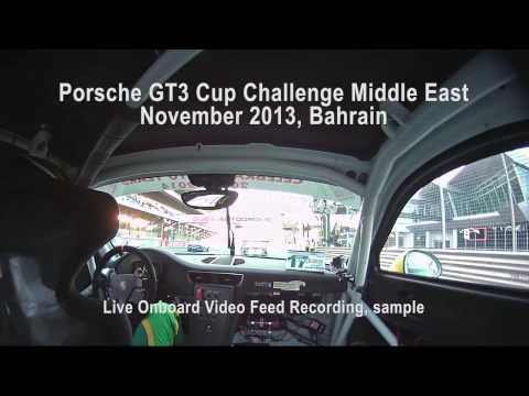 Sport Live Media - Live Onboard Video Feed recording, sample 01