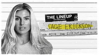 Sage Erickson | The Lineup | WSL Podcast