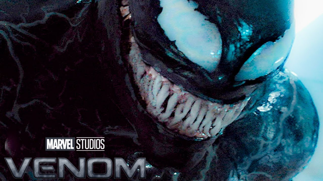 NEW Look At VENOM!! Entertainment Weekly Exclusive - YouTube