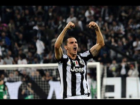 Leonardo Bonucci HD - Skills, Tackles and Goals - Juventus F.C.