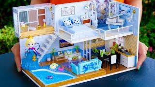 5 DIY Miniature Doll House Rooms #4