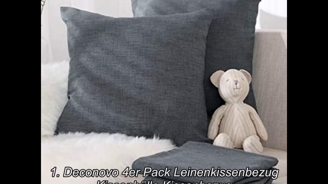 Die 10 Besten Couchkissen In 2018 Youtube