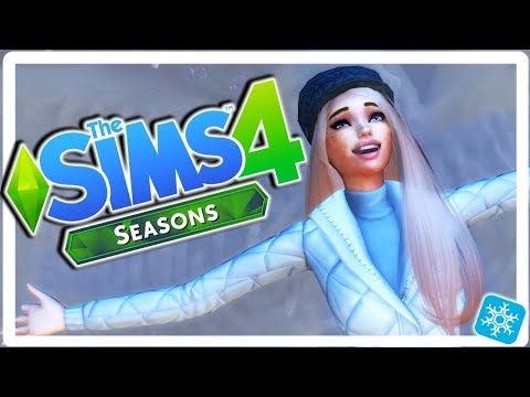 THE START OF A NEW GAME    The Sims 4 Seasons Gameplay (Part 1)  