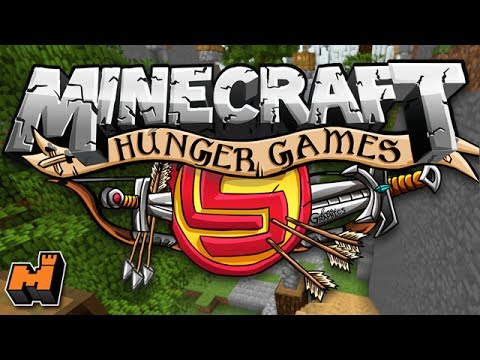 Minecraft: Hunger Games Survival w/ CaptainSparklez - OUT MANNED
