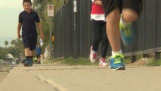 Desert Horizon Elementary: Run for Something Better
